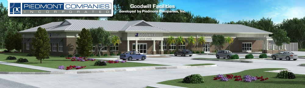 Johns Island, SC Goodwill Rendering